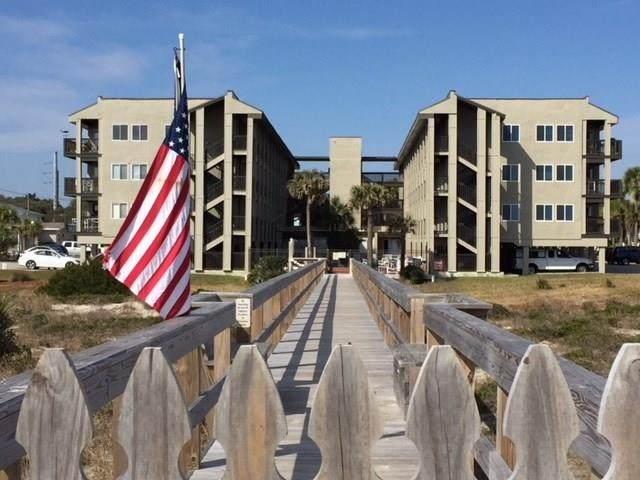 3056 S Fletcher Avenue #302, Fernandina Beach, FL 32034 (MLS #91321) :: Berkshire Hathaway HomeServices Chaplin Williams Realty