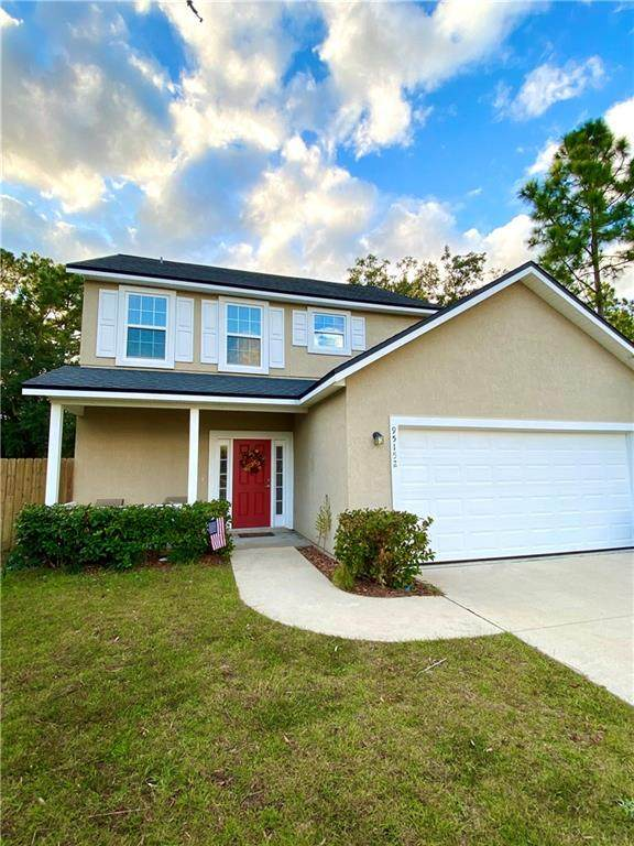 95152 Cypress Trail, Fernandina Beach, FL 32034 (MLS #92882) :: The DJ & Lindsey Team