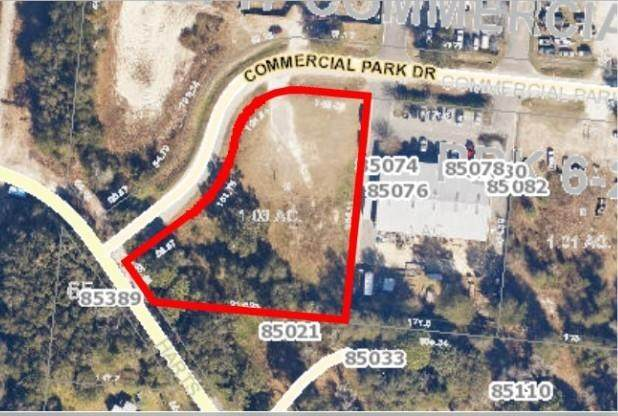 Commercial Park Drive, Yulee, FL 32097 (MLS #94155) :: Crest Realty