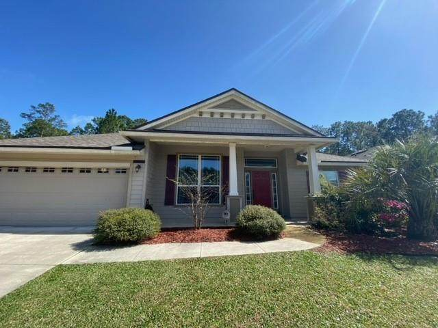 86042 Mirage Place, Yulee, FL 32097 (MLS #94353) :: Crest Realty