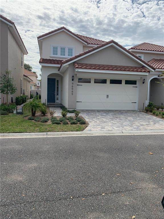 95993 Enclave Manor, Fernandina Beach, FL 32034 (MLS #94680) :: Berkshire Hathaway HomeServices Chaplin Williams Realty