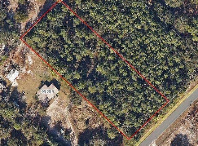 Lot 34 Springhill Road, Fernandina Beach, FL 32034 (MLS #95238) :: Berkshire Hathaway HomeServices Chaplin Williams Realty