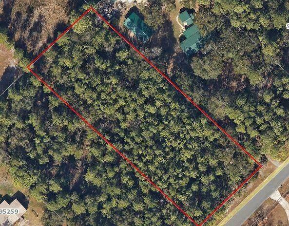Lot 35 Springhill Road, Fernandina Beach, FL 32034 (MLS #95239) :: Berkshire Hathaway HomeServices Chaplin Williams Realty