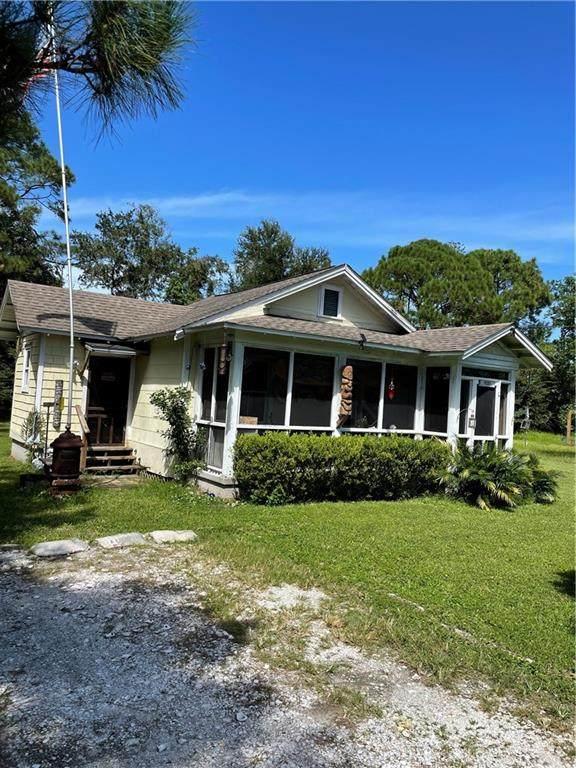 745 Kenneth Court, Fernandina Beach, FL 32034 (MLS #96689) :: Berkshire Hathaway HomeServices Chaplin Williams Realty