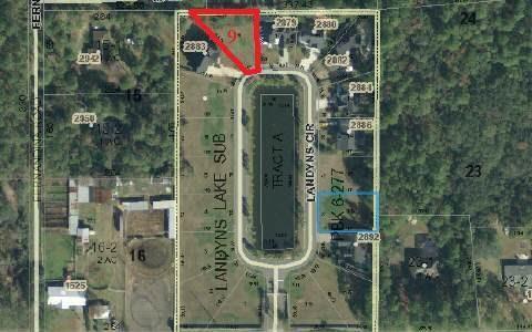LOT 9 Landyns Circle, Fernandina Beach, FL 32034 (MLS #83144) :: Berkshire Hathaway HomeServices Chaplin Williams Realty