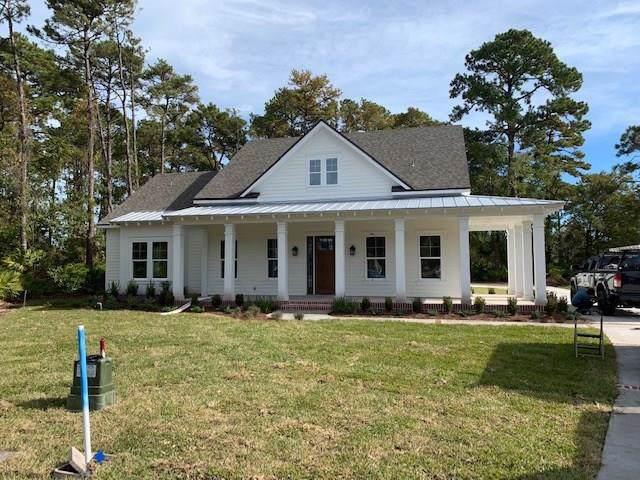 2950 Riverbend Walk, Fernandina Beach, FL 32034 (MLS #86994) :: Berkshire Hathaway HomeServices Chaplin Williams Realty
