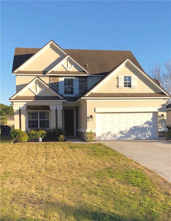 75032 Morning Glen Court, Yulee, FL 32097 (MLS #87639) :: Berkshire Hathaway HomeServices Chaplin Williams Realty