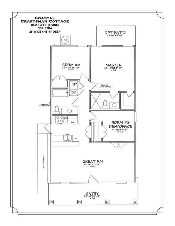 1324 Island Ridge Lane, Fernandina Beach, FL 32034 (MLS #88619) :: Berkshire Hathaway HomeServices Chaplin Williams Realty