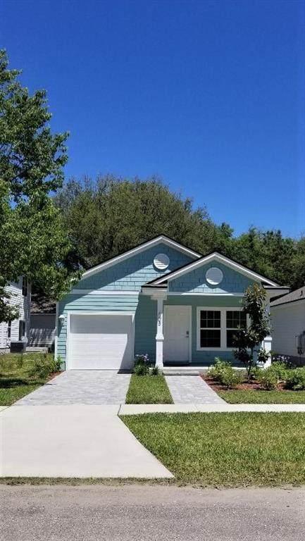 608 S 13TH Street, Fernandina Beach, FL 32034 (MLS #95008) :: Berkshire Hathaway HomeServices Chaplin Williams Realty