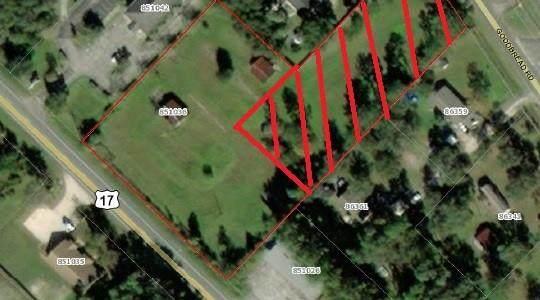 851036 Us Highway 17, Yulee, FL 32097 (MLS #95215) :: Berkshire Hathaway HomeServices Chaplin Williams Realty