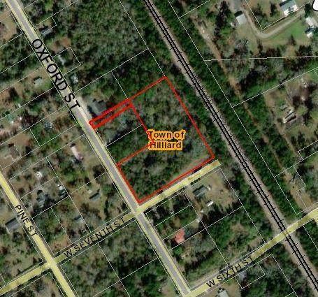 Oxford Street, Hilliard, FL 32046 (MLS #95980) :: Berkshire Hathaway HomeServices Chaplin Williams Realty