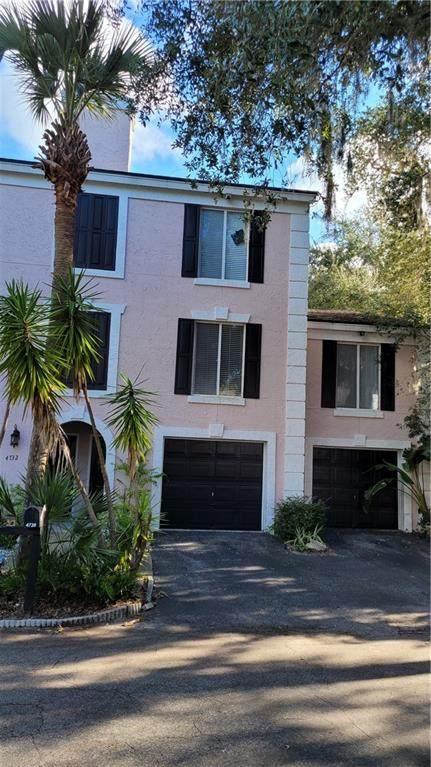 4738 Westwind Court #4738, Amelia Island, FL 32034 (MLS #96994) :: Berkshire Hathaway HomeServices Chaplin Williams Realty