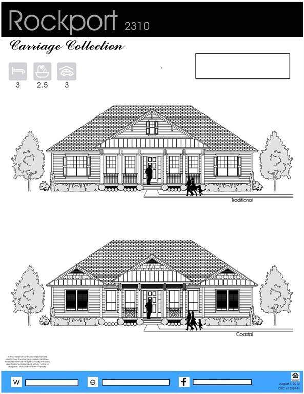 29201 Grandview Manor, Yulee, FL 32097 (MLS #93540) :: Berkshire Hathaway HomeServices Chaplin Williams Realty