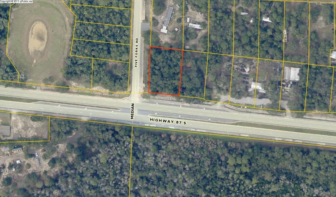 Vacant lot Hwy 87 - Photo 1