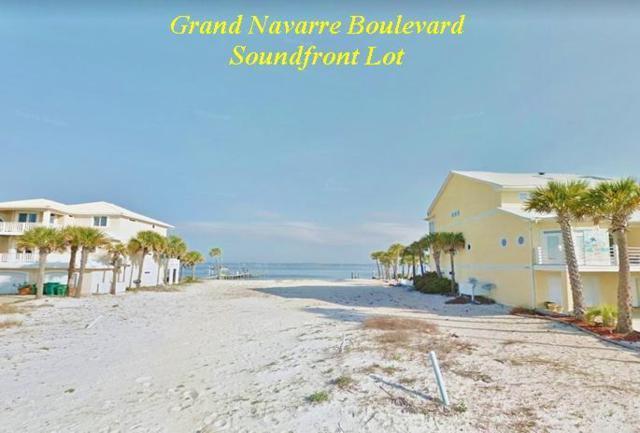 Lot 3 Grand Navarre Boulevard, Navarre, FL 32566 (MLS #787647) :: ResortQuest Real Estate