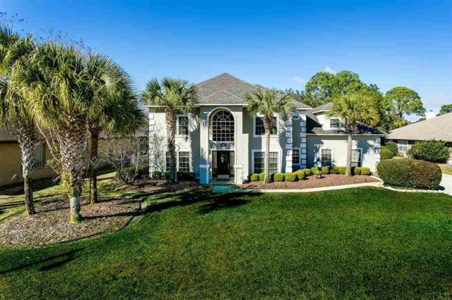 1401 Players Club Circle, Gulf Breeze, FL 32563 (MLS #791908) :: ResortQuest Real Estate