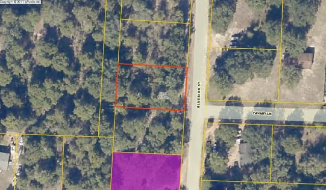 LOT35 Bluebird Street, Milton, FL 32583 (MLS #792003) :: ResortQuest Real Estate