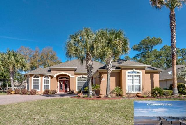 7392 Old Magnolia Court, Navarre, FL 32566 (MLS #793883) :: ResortQuest Real Estate