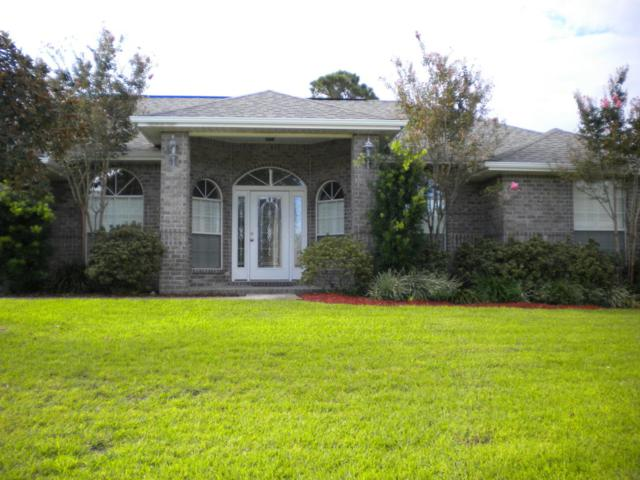 1515 Cypress Bend Trail, Gulf Breeze, FL 32563 (MLS #795496) :: ResortQuest Real Estate