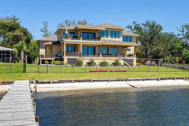 4441 Soundside Drive, Gulf Breeze, FL 32563 (MLS #796568) :: ResortQuest Real Estate