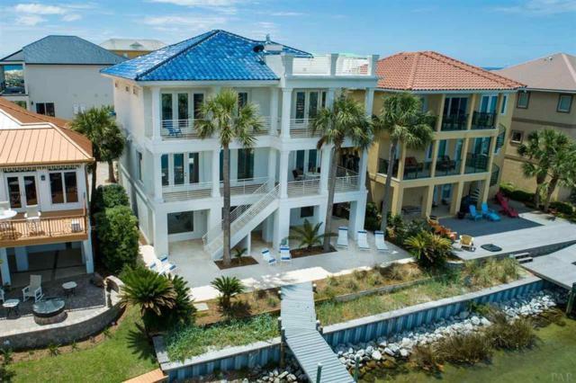 11 La Caribe Drive, Pensacola Beach, FL 32561 (MLS #799120) :: ResortQuest Real Estate