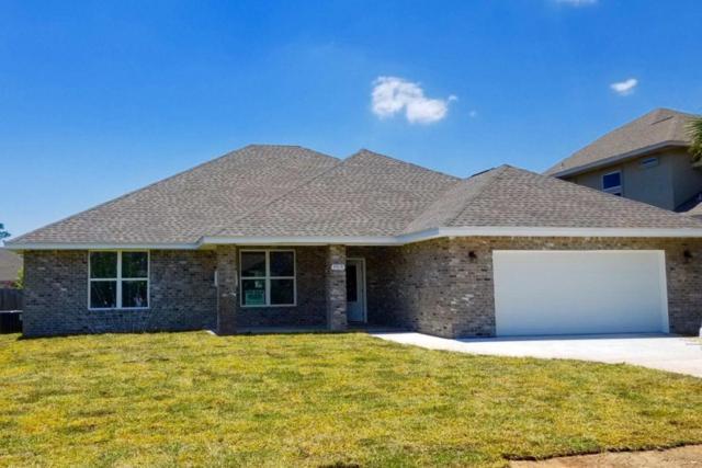 3519 Topaz Circle, Navarre, FL 32566 (MLS #802777) :: ResortQuest Real Estate