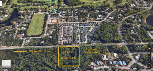 Lots 19-24 Tiburon Circle, Santa Rosa Beach, FL 32459 (MLS #804286) :: ResortQuest Real Estate
