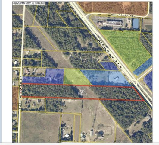 8813 Fl-87, Milton, FL 32583 (MLS #804341) :: ResortQuest Real Estate