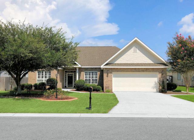 3629 Topaz Circle, Navarre, FL 32566 (MLS #805167) :: ResortQuest Real Estate