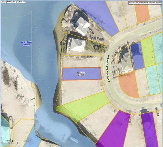 0 Grand Navarre Boulevard Lot 25, Navarre, FL 32566 (MLS #805557) :: ResortQuest Real Estate