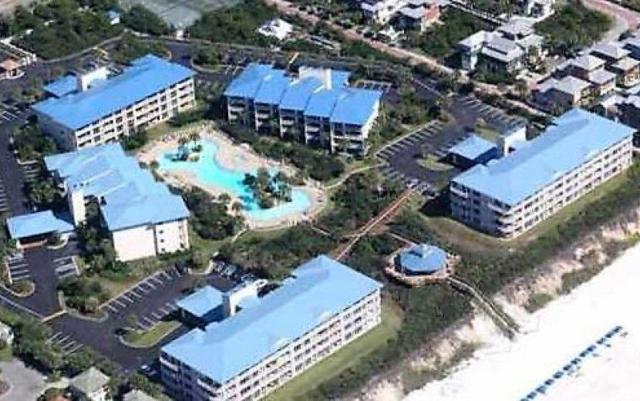 10254 E County Hwy 30A 30A, Panama City Beach, FL 32413 (MLS #805794) :: ResortQuest Real Estate