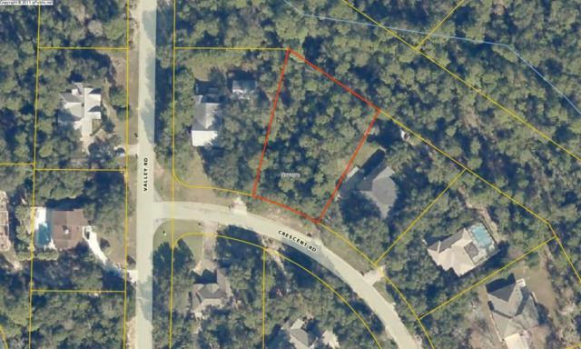 Lot 2 Crescent Rd, Navarre, FL 32566 (MLS #806702) :: ResortQuest Real Estate