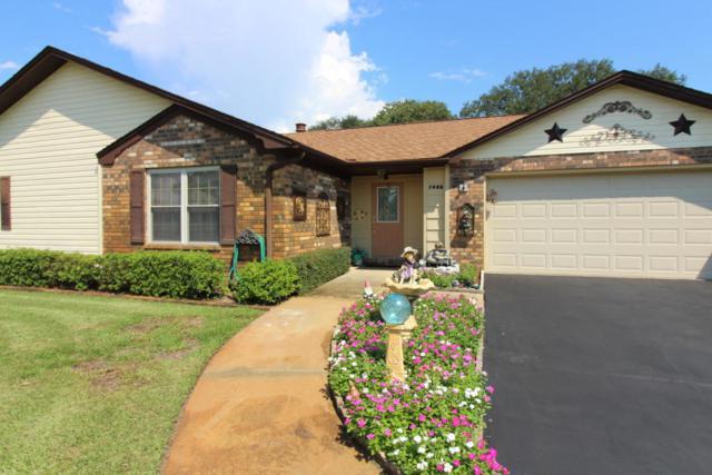 1428 El Rito Drive, Gulf Breeze, FL 32563 (MLS #807881) :: ResortQuest Real Estate