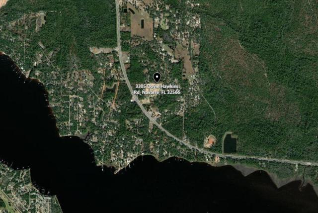 3305 Doyle Hawkins Road, Navarre, FL 32566 (MLS #808730) :: ResortQuest Real Estate