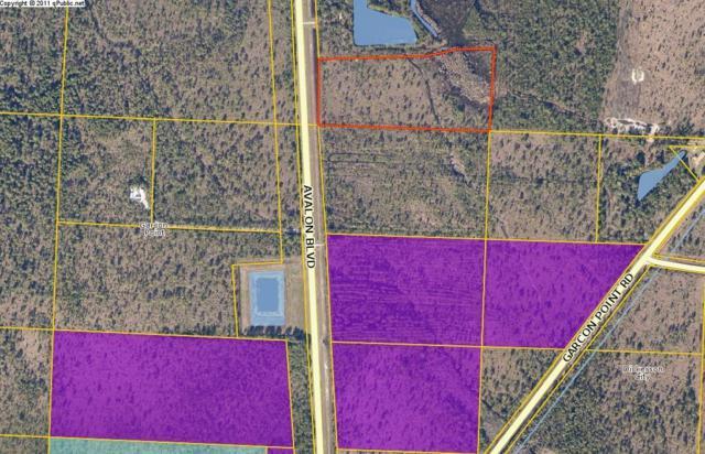 000 Avalon Boulevard, Milton, FL 32583 (MLS #809929) :: ResortQuest Real Estate