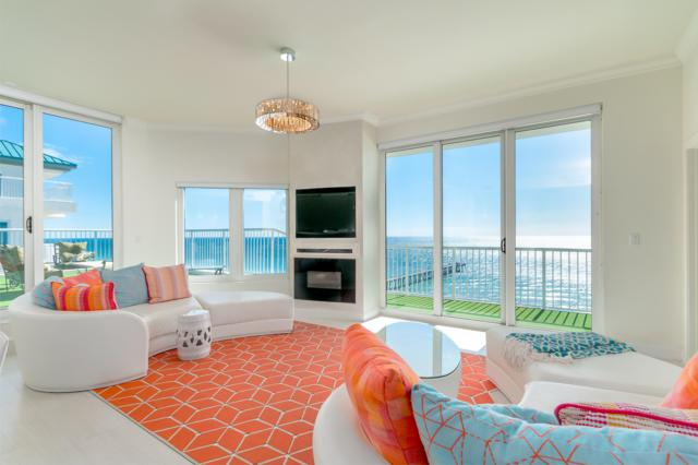 8573 Gulf Boulevard Unit 1602, Navarre, FL 32566 (MLS #815353) :: ResortQuest Real Estate