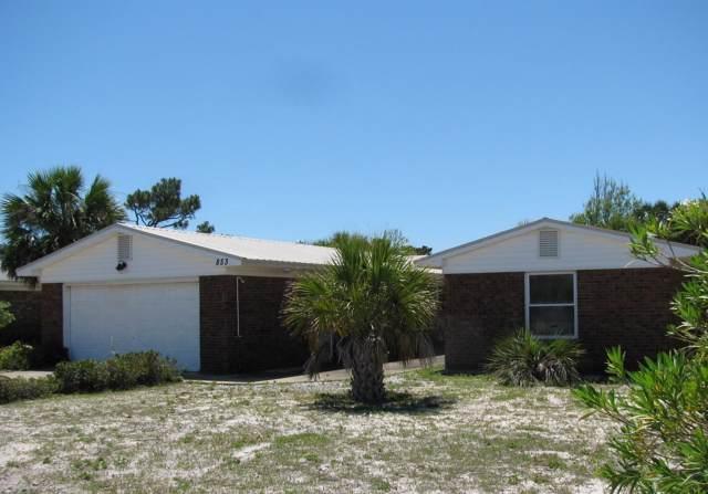 853 Tarpon Drive, Fort Walton Beach, FL 32548 (MLS #821461) :: ResortQuest Real Estate