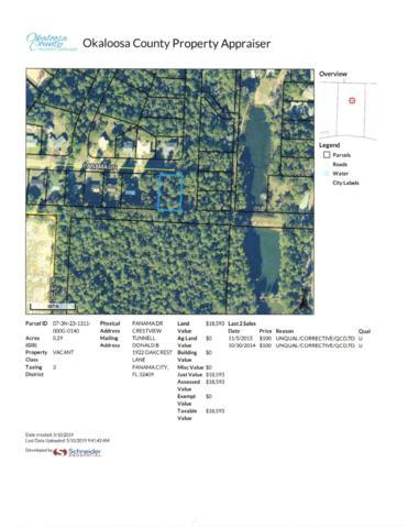 TBD Panama Avenue, Crestview, FL 32539 (MLS #822514) :: ResortQuest Real Estate