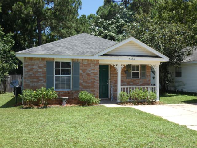 5564 Brentwater Place, Gulf Breeze, FL 32563 (MLS #825671) :: ResortQuest Real Estate