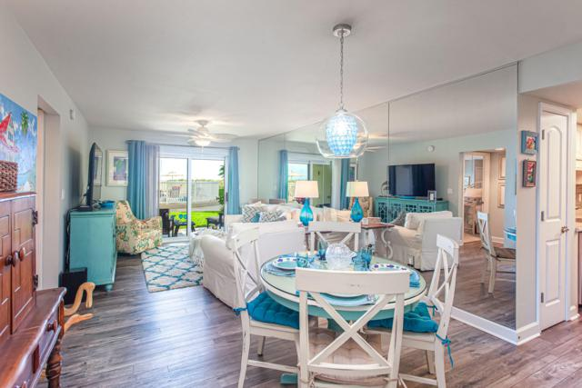 1600 Via Deluna Drive 107-E, Pensacola Beach, FL 32561 (MLS #825747) :: ResortQuest Real Estate