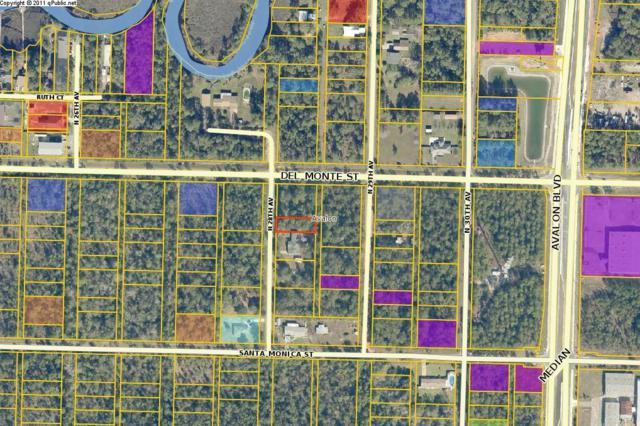 L20 BLK587 N 28th Avenue, Milton, FL 32583 (MLS #826300) :: ResortQuest Real Estate