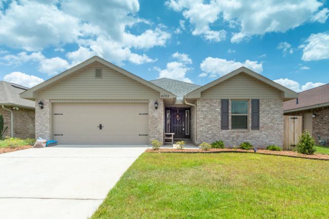 4735 Burgess Boulevard, Pace, FL 32571 (MLS #826845) :: ResortQuest Real Estate