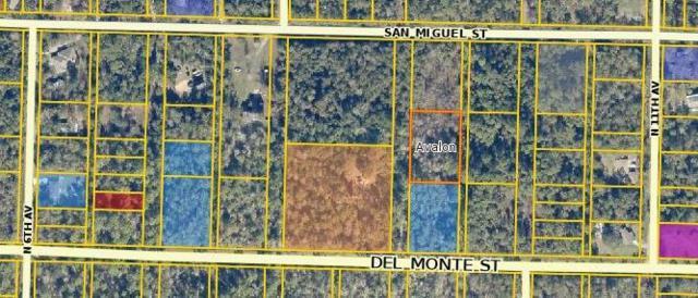 Lots 17-20 9th Avenue, Milton, FL 32570 (MLS #828807) :: Levin Rinke Realty
