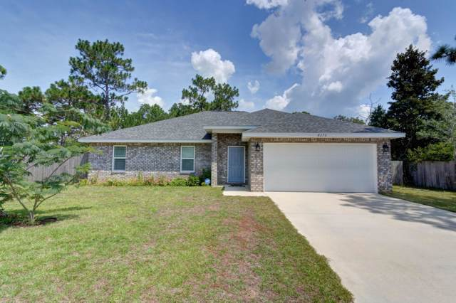 8270 Molina Street, Navarre, FL 32566 (MLS #829086) :: ResortQuest Real Estate