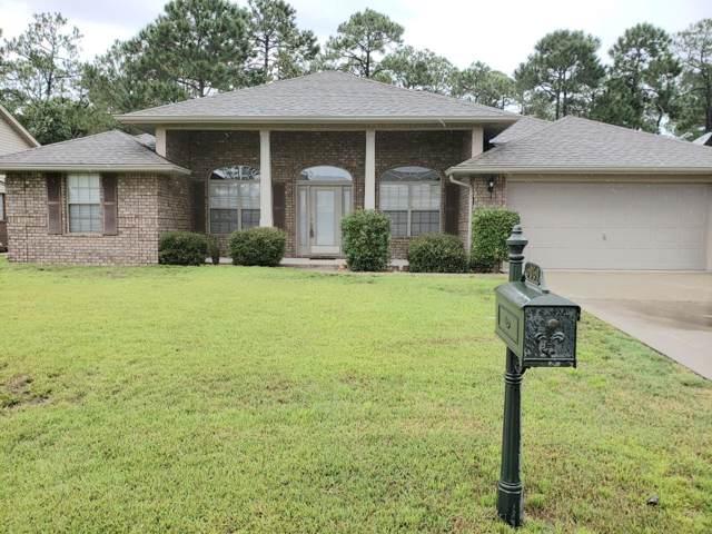 6067 Blair Circle, Gulf Breeze, FL 32563 (MLS #829654) :: ResortQuest Real Estate