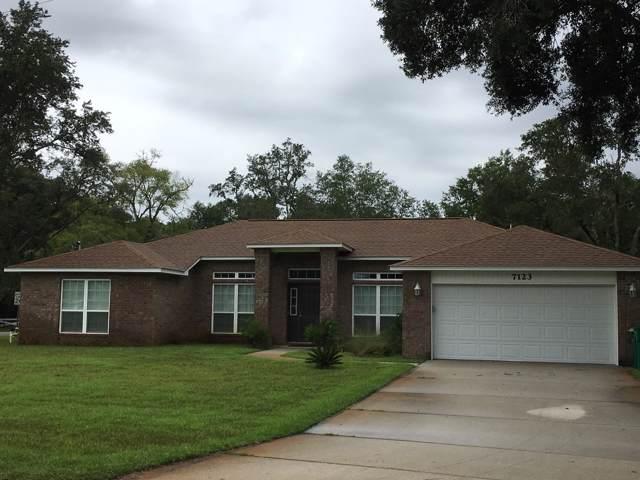 7123 Nelson St. Street, Navarre, FL 32566 (MLS #829820) :: ResortQuest Real Estate