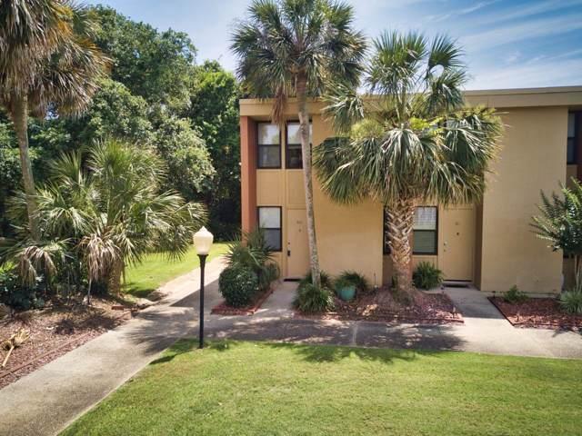 201 Pensacola Beach Road Apt B10, Gulf Breeze, FL 32561 (MLS #829969) :: ResortQuest Real Estate