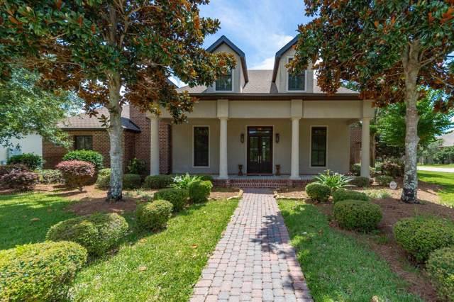 2812 Manor Circle, Gulf Breeze, FL 32563 (MLS #829970) :: ResortQuest Real Estate