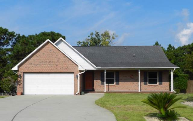 1921 Sunrise Drive, Navarre, FL 32566 (MLS #831039) :: ResortQuest Real Estate
