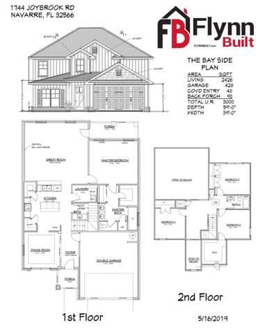 1744 Joybrook Road, Navarre, FL 32566 (MLS #831386) :: ResortQuest Real Estate